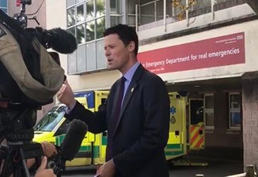 Health Secretary makes statement about Cheltenham A&E to House of Commons