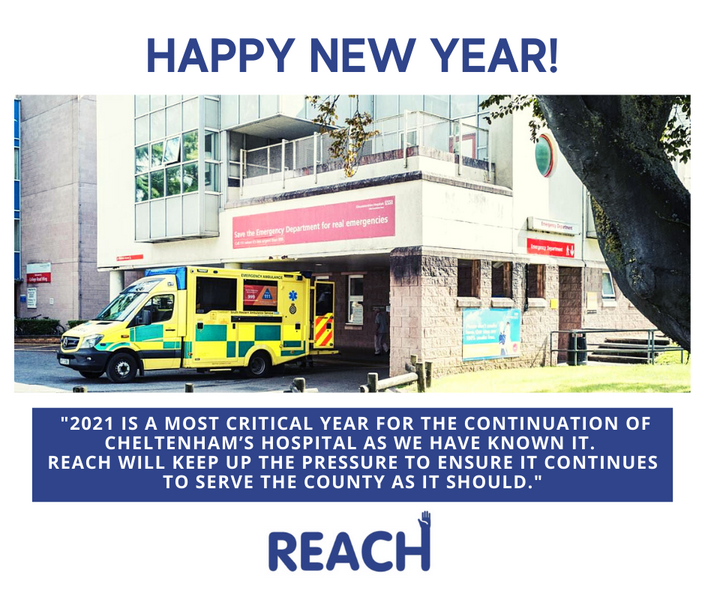 REACH Chairman's New Year's Message